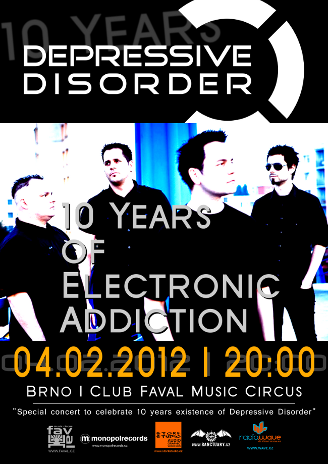 Depressive Disorder 10 Years Of Electronic Addiction